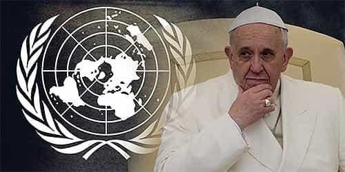 Bildergebnis für pope and the new world order