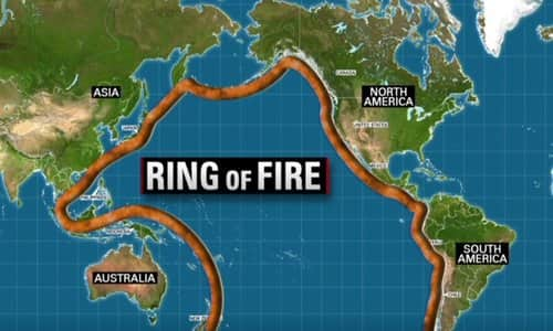 Image result for ring of fire earthquakes
