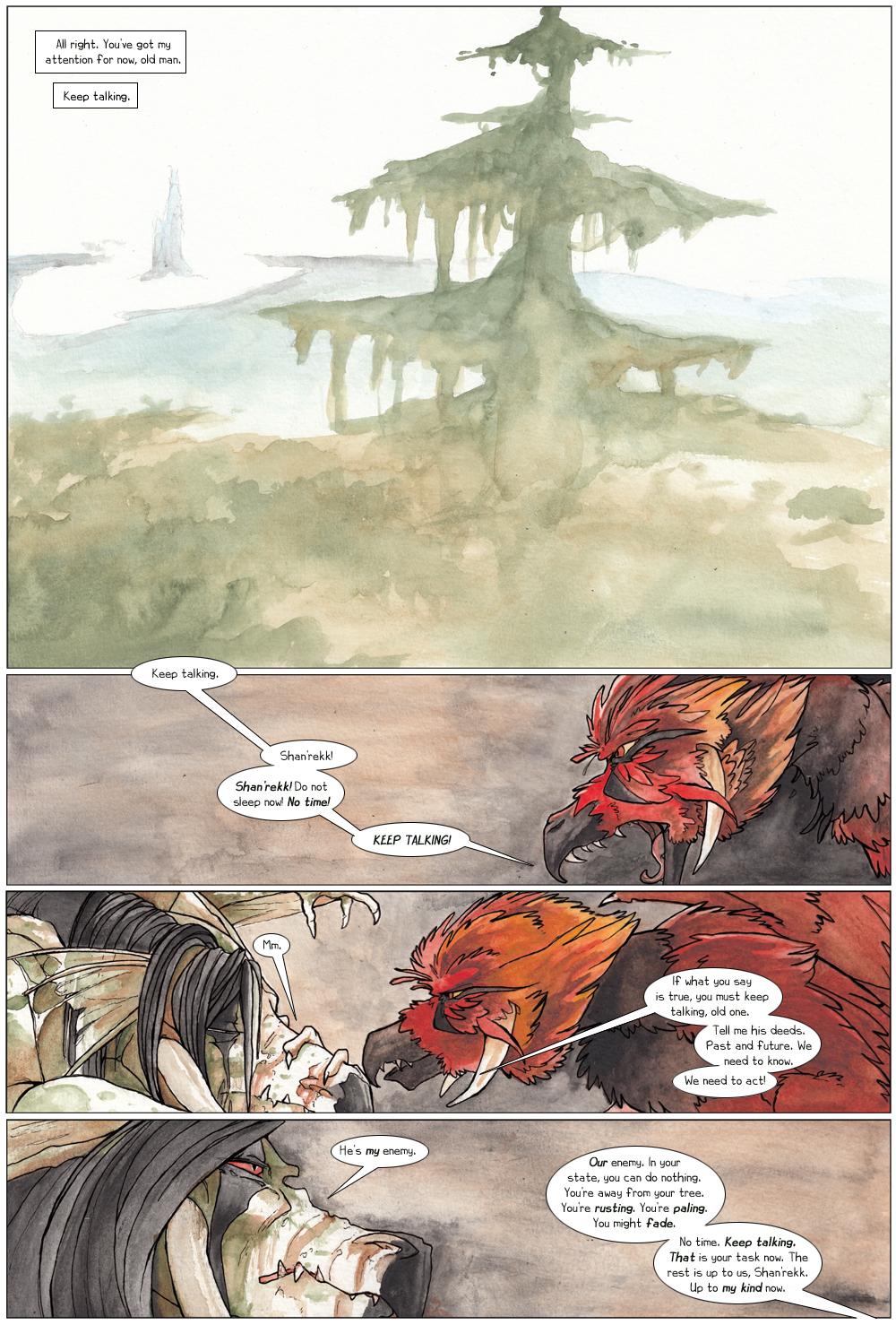 Interruption One: Page 6