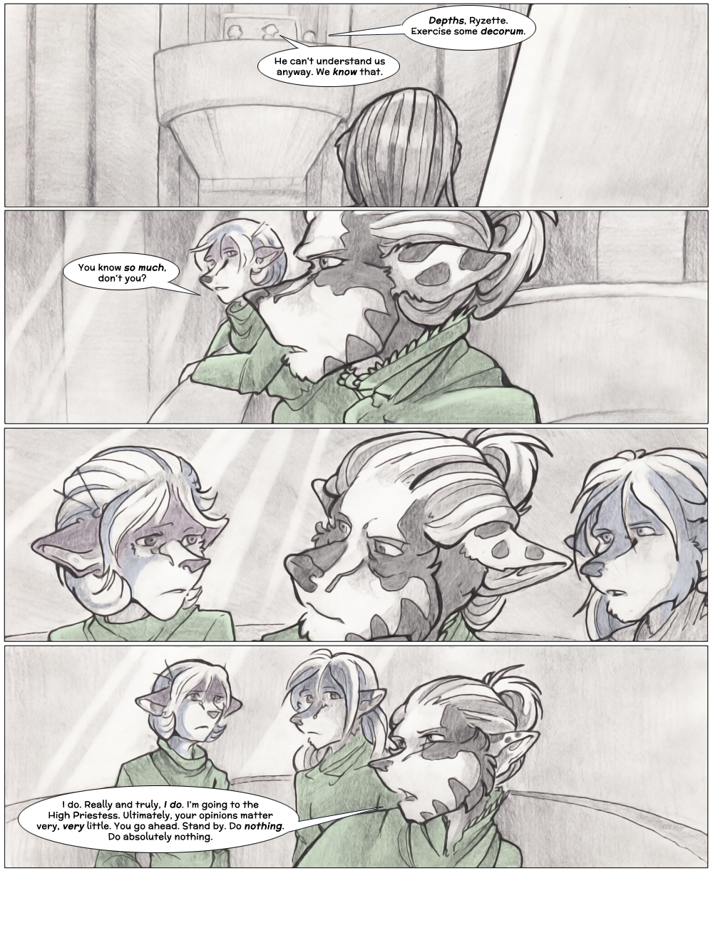 Chapter Three: Jamet's Story: Page 14
