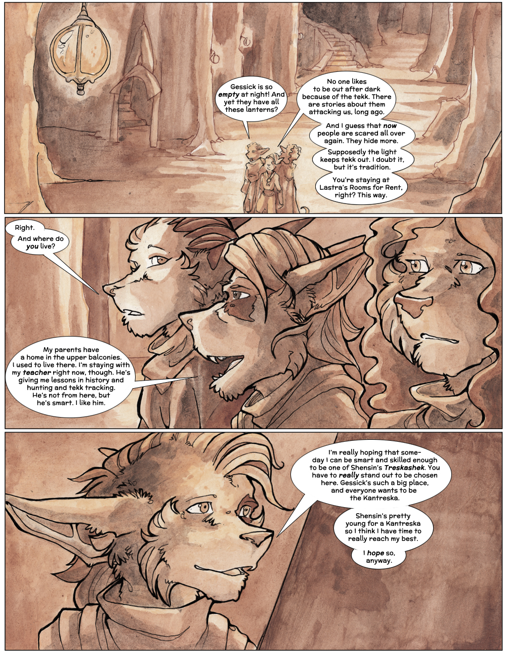 Chapter Three: Jahrd's Story: Page 37
