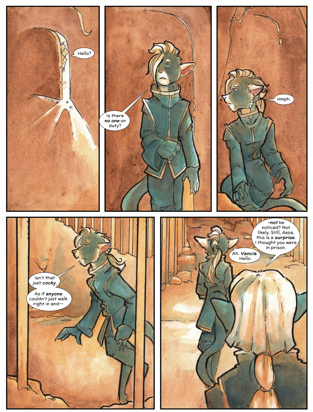 Chapter Three: Jahrd's Story: Page 145