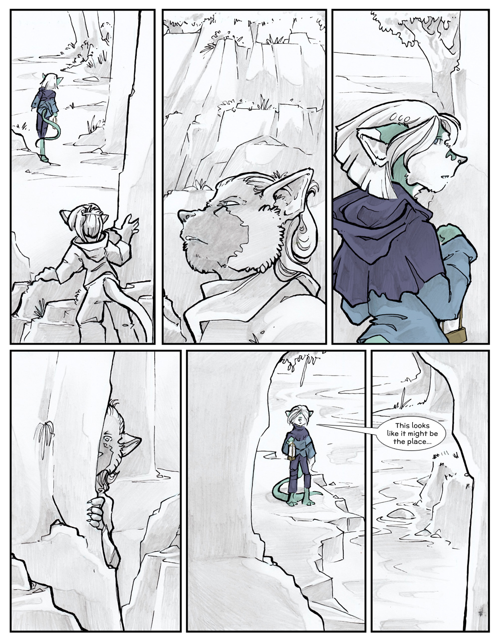 Chapter Three: Jamet's Story: Page 163