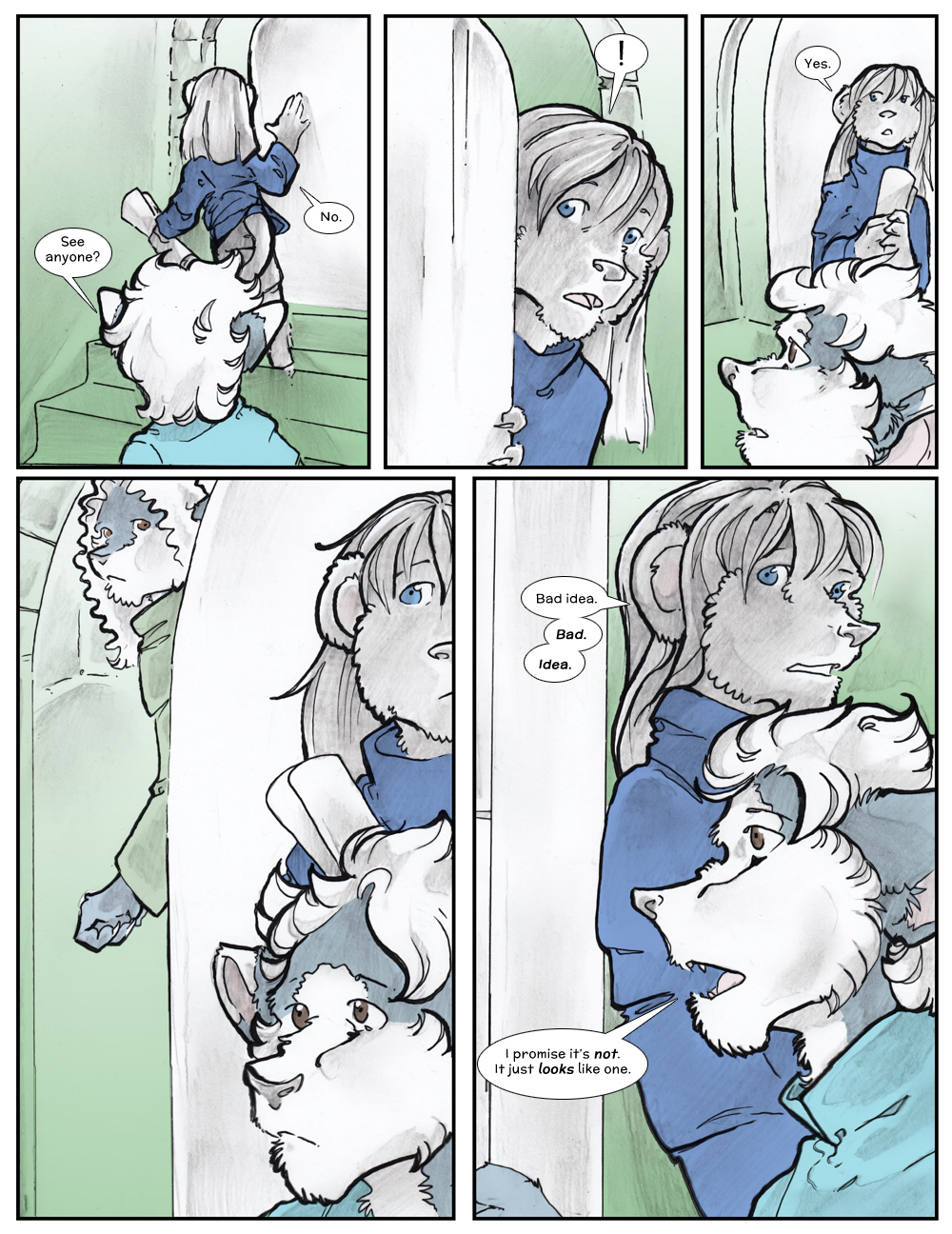 Chapter Three: Jamet's Story: Page 168
