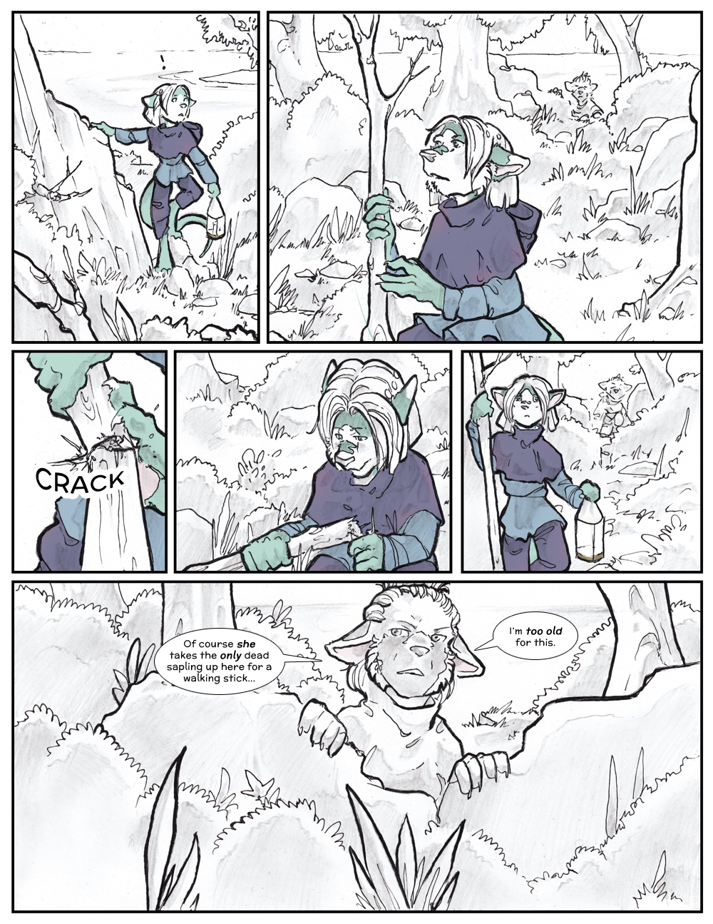 Chapter Three: Jamet's Story: Page 175