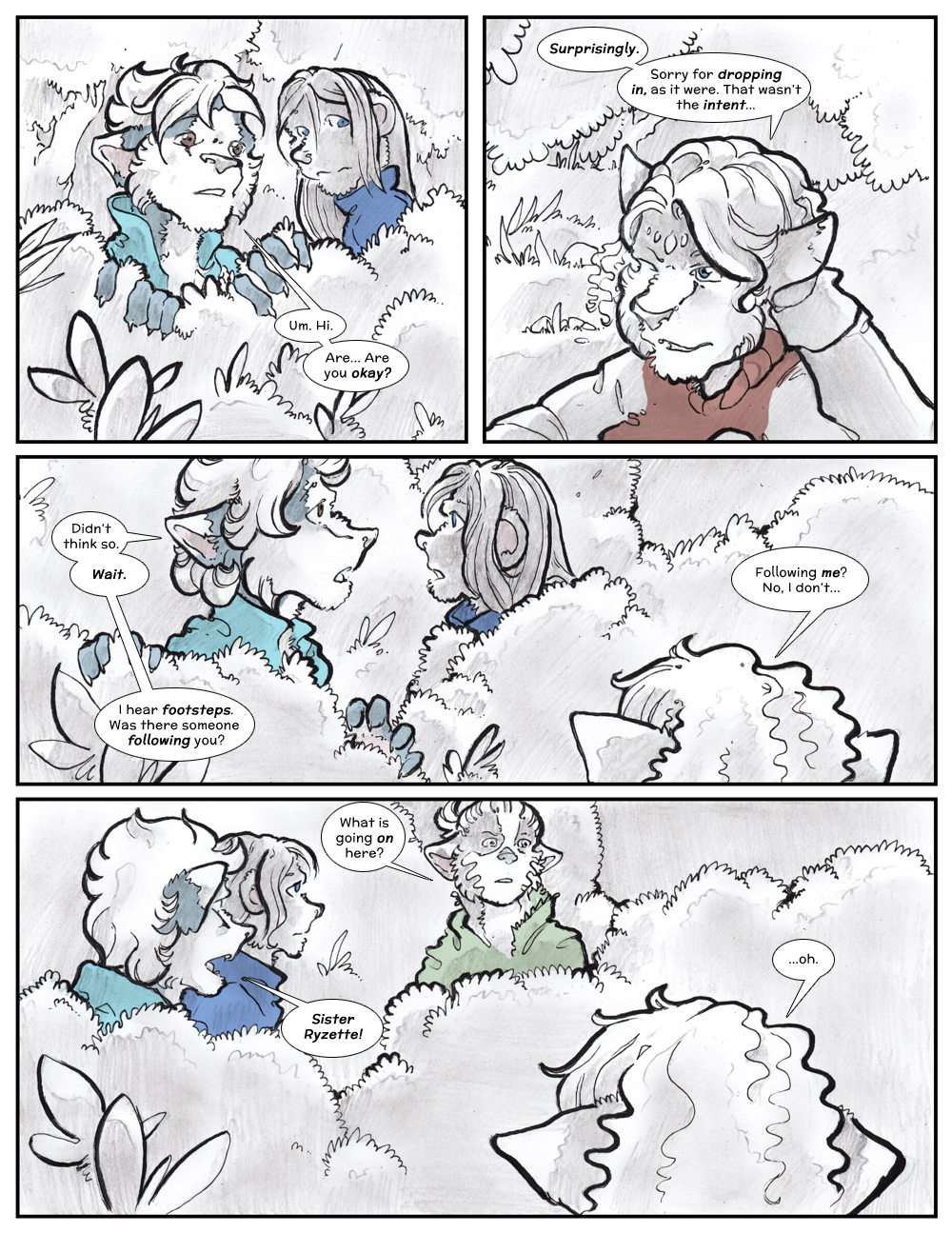 Chapter Three: Jamet's Story: Page 177