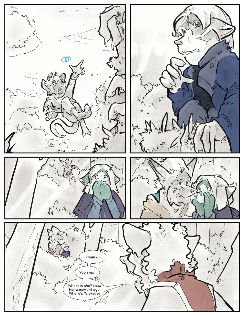 Chapter Three: Jamet's Story: Page 217