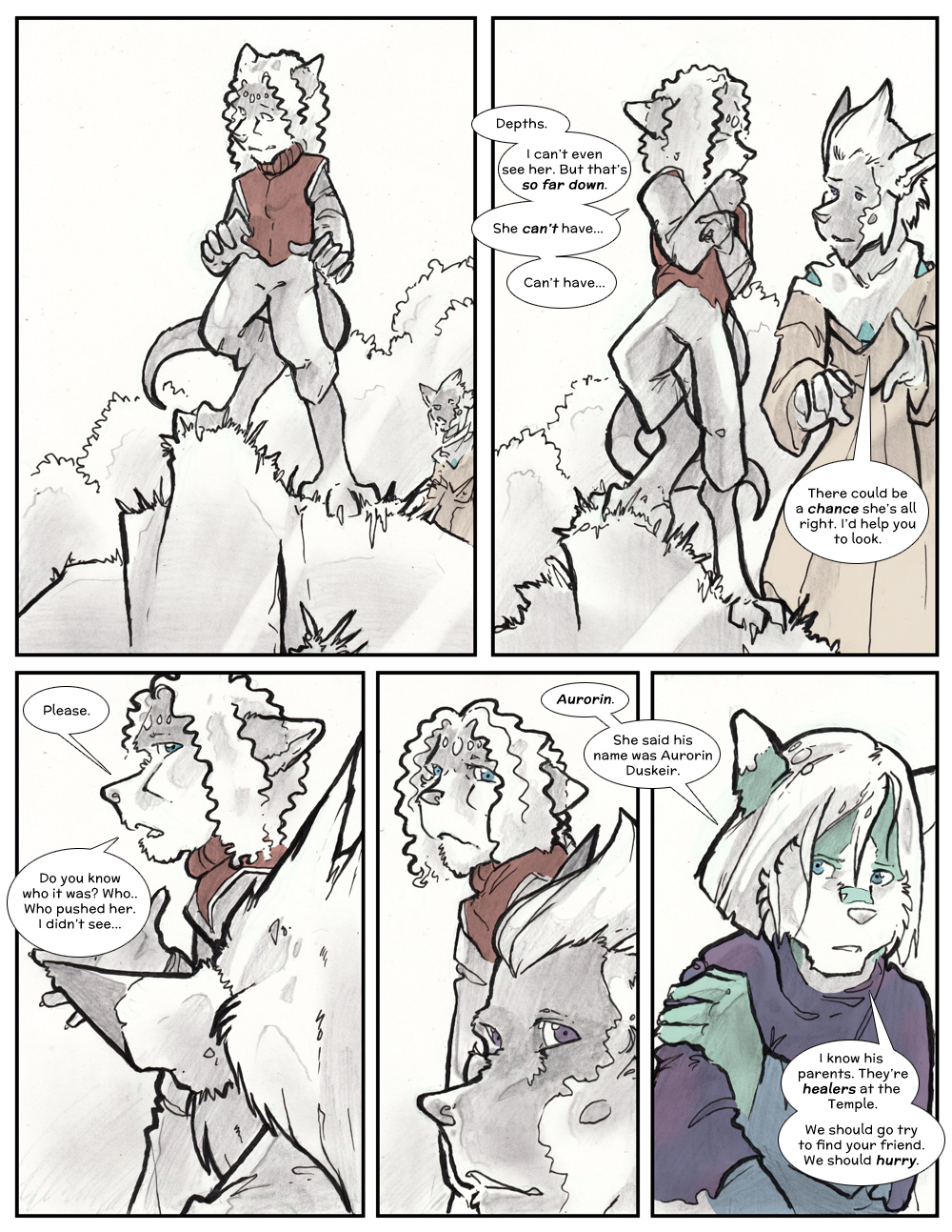 Chapter Three: Jamet's Story: Page 225