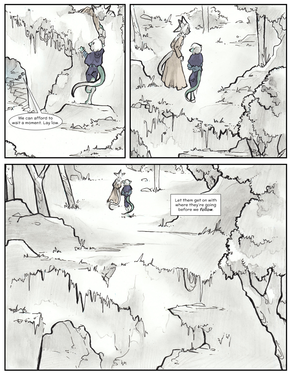 Chapter Three: Jamet's Story: Page 237