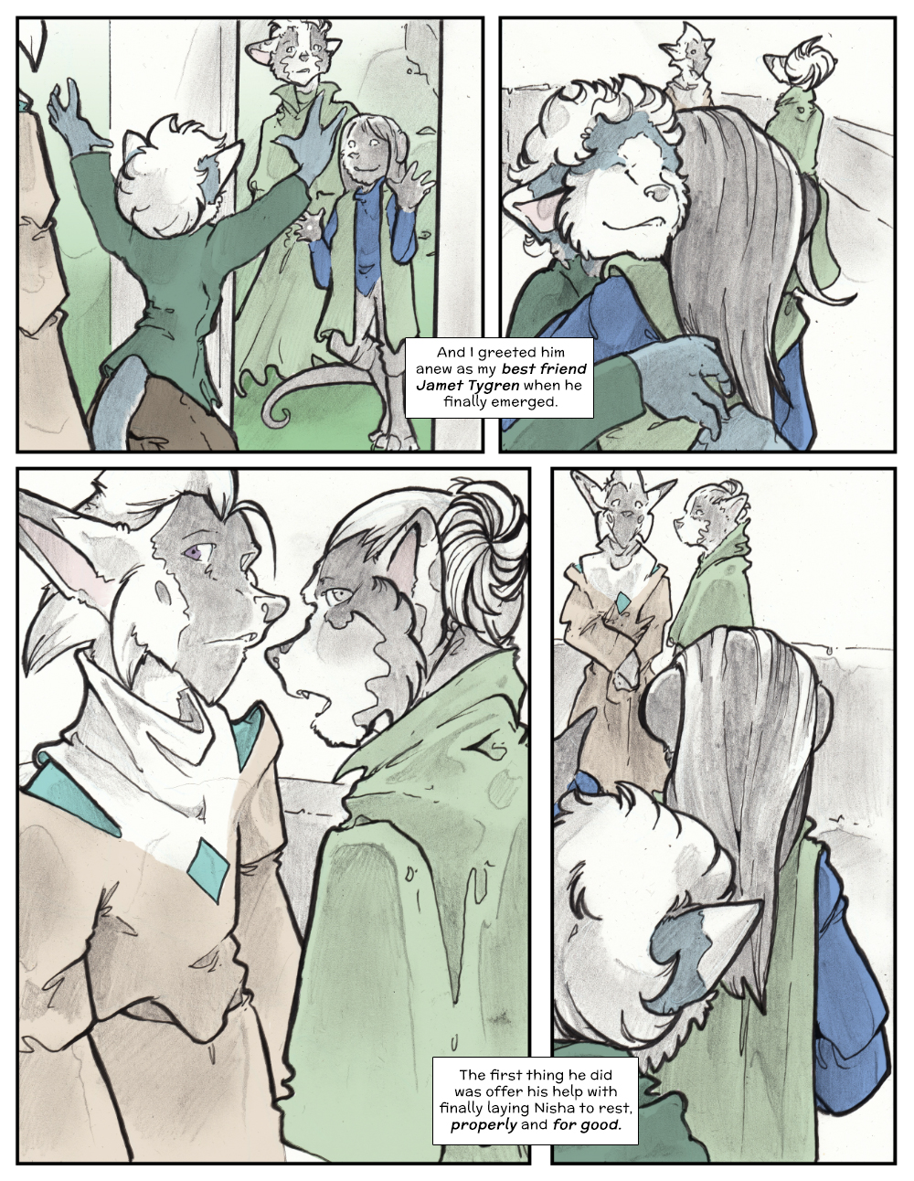 Chapter Three: Jamet's Story: Page 253