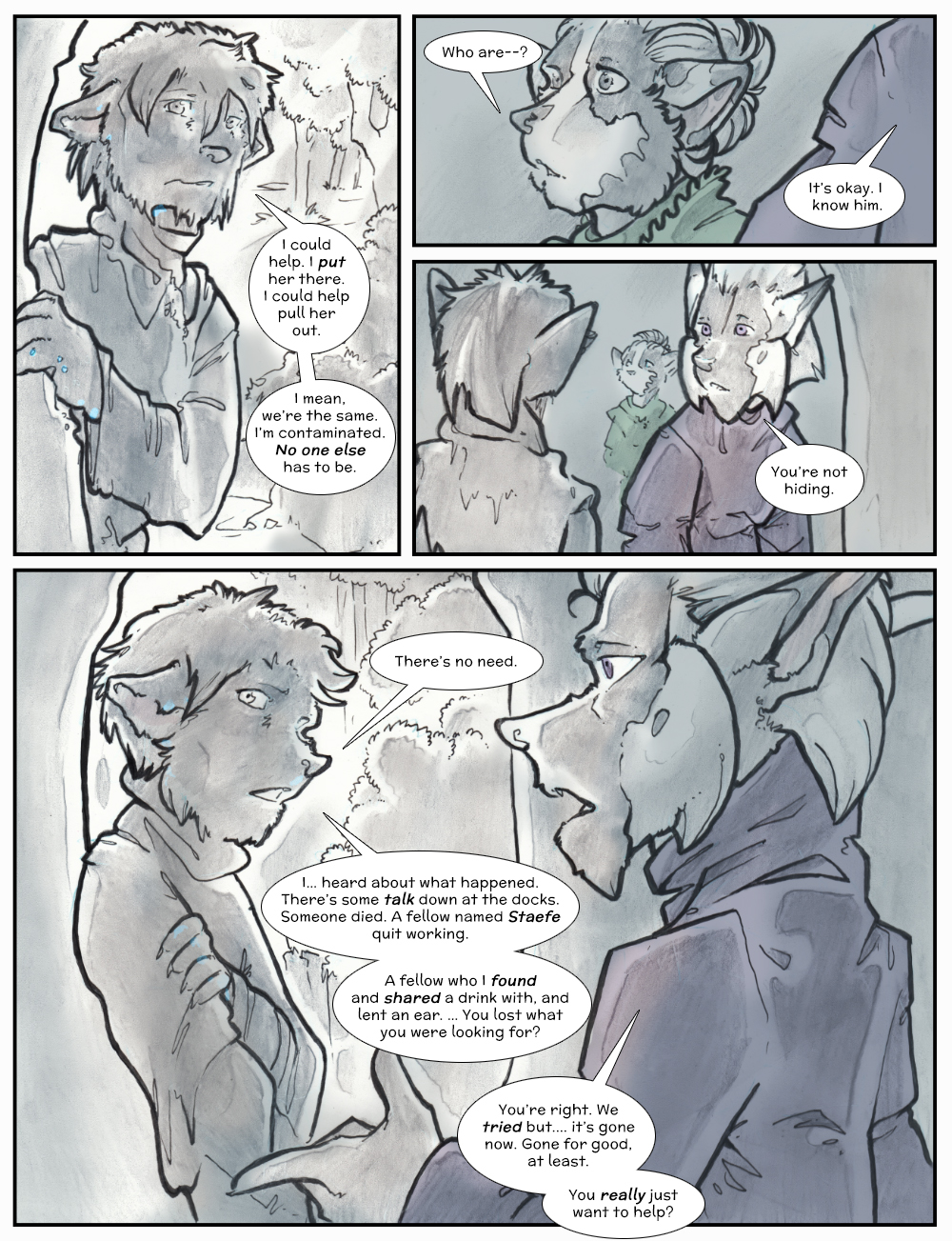 Chapter Three: Jamet's Story: Page 255