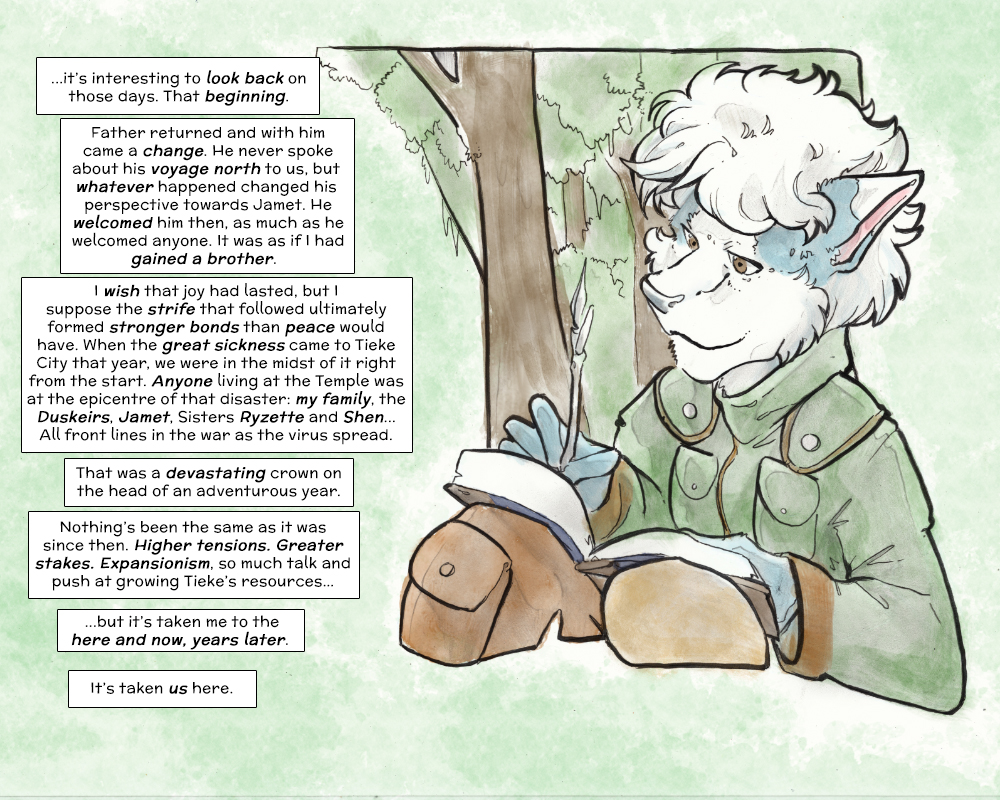 Chapter Three: Jamet's Story: Page 273