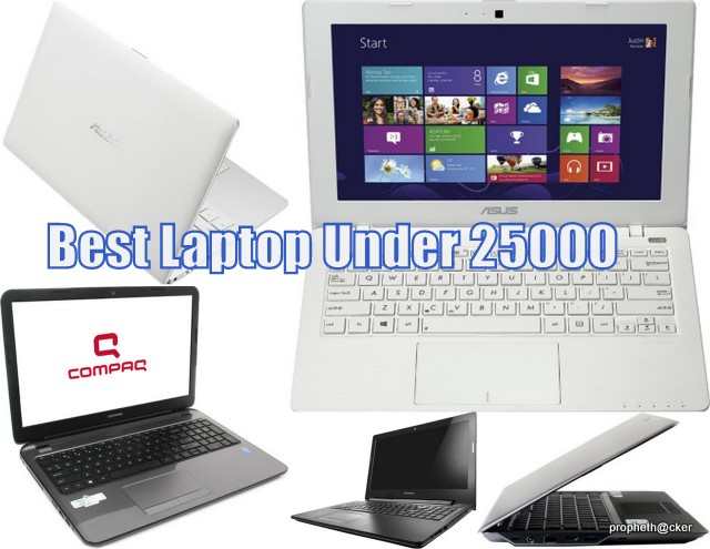 Best 5 Laptop Under 25000