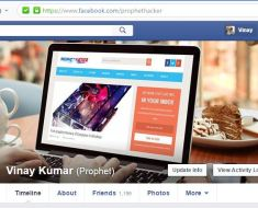 facebook profile url prophethacker