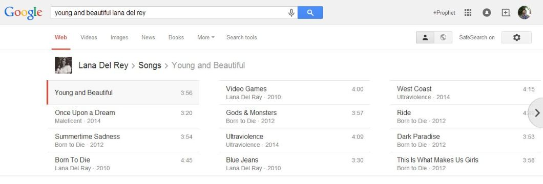 songs-by-google