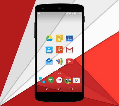 Custom App Icons Pack for Android Mobile