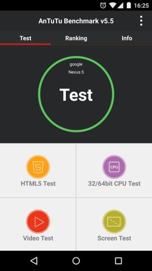 Antutu Benchmark - Test Your Mobile Performance