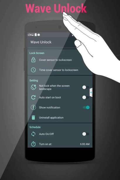 Unlock Phone from Wave