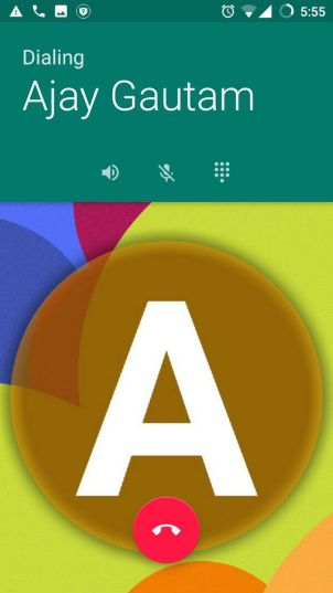 Fill the Blank Contact Photos in Android with Micopi Pico App