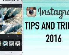 Instagram Tips and Tricks 2016