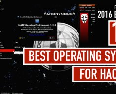 Top 10 Best Operating System for Hackers