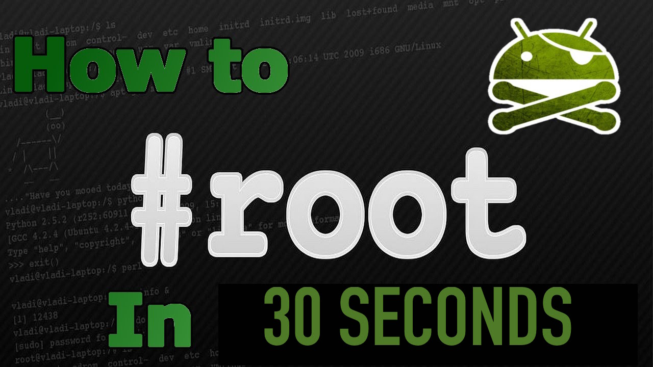 How To Root Android in 30 Seconds Without Risking Warranty