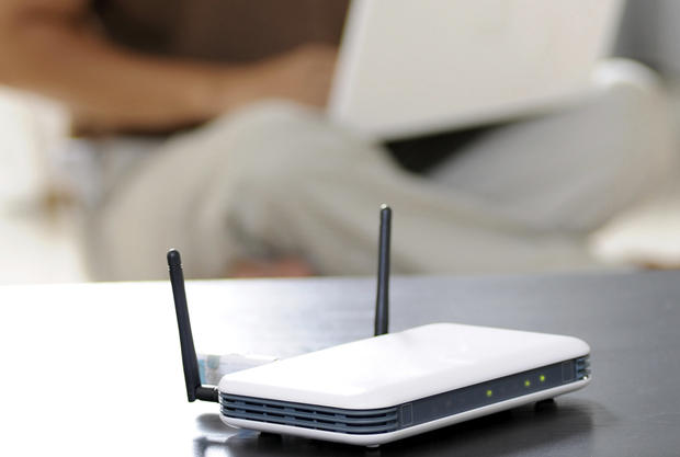 Place the Router in the Center of the House for Best Coverage - WiFi Boost Tricks