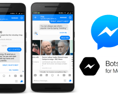 How To Start Using Chat Bots In Facebook Messenger Right Now