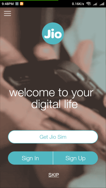Get Jio Sim on Any Android Phone