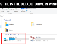 "Why ""C"" Is The Default Drive On Your Computer & Not A Or B? Here is Your Answer"