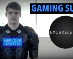 4 Futuristic Gaming Technology and Suits That Will Blow Your Mind