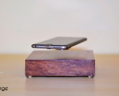 OvRcharge: Levitating Wireless Charger