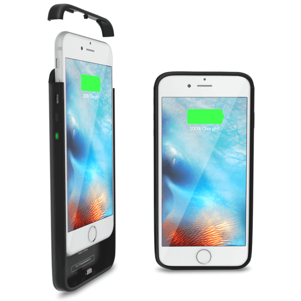 ThinCharge - World's Thinnest Battery Phone Case