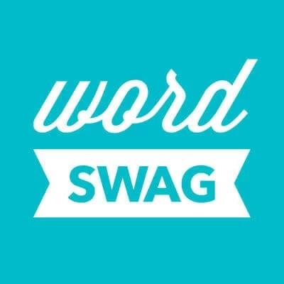 Word Swag iPad app