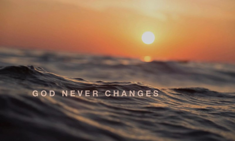 Resultado de imagem para Never say never when it comes to what God can do.