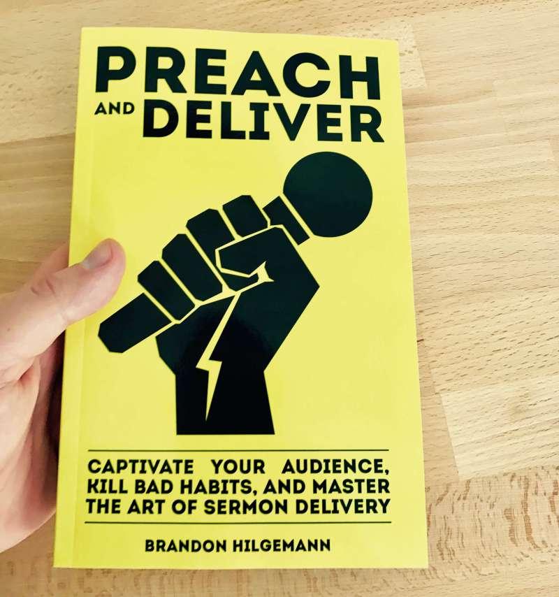 Preach and deliver: sermon delivery
