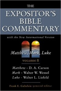best commentary on Matthew