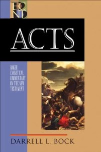 best commentaries on the book of Acts