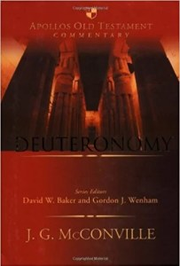 best commentaries on the book of Deuteronomy
