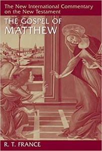 best commentaries on the book of Matthew