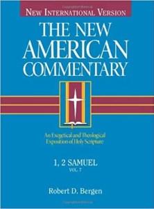 best commentary on 1 Samuel