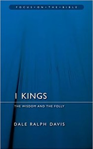 best commentaries on the book of 1 Kings
