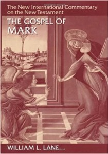 best commentaries on the book of Mark