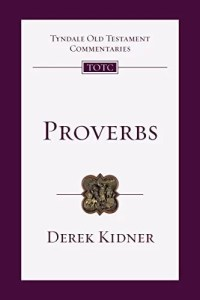 best commentaries on the book of Proverbs