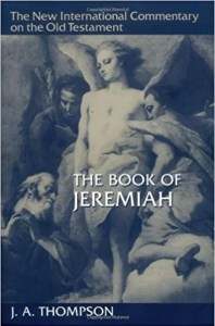 best commentary on Jeremiah