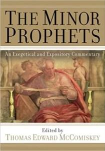 best commentaries on the book of Hosea, Amos, Joel, Obadiah