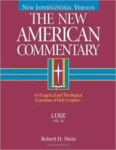 best commentaries on the book of Luke