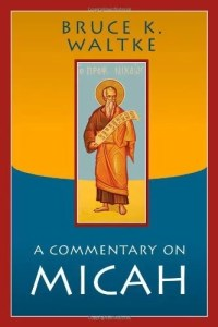 best commentaries on the book of Micah