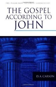 best commentary on John