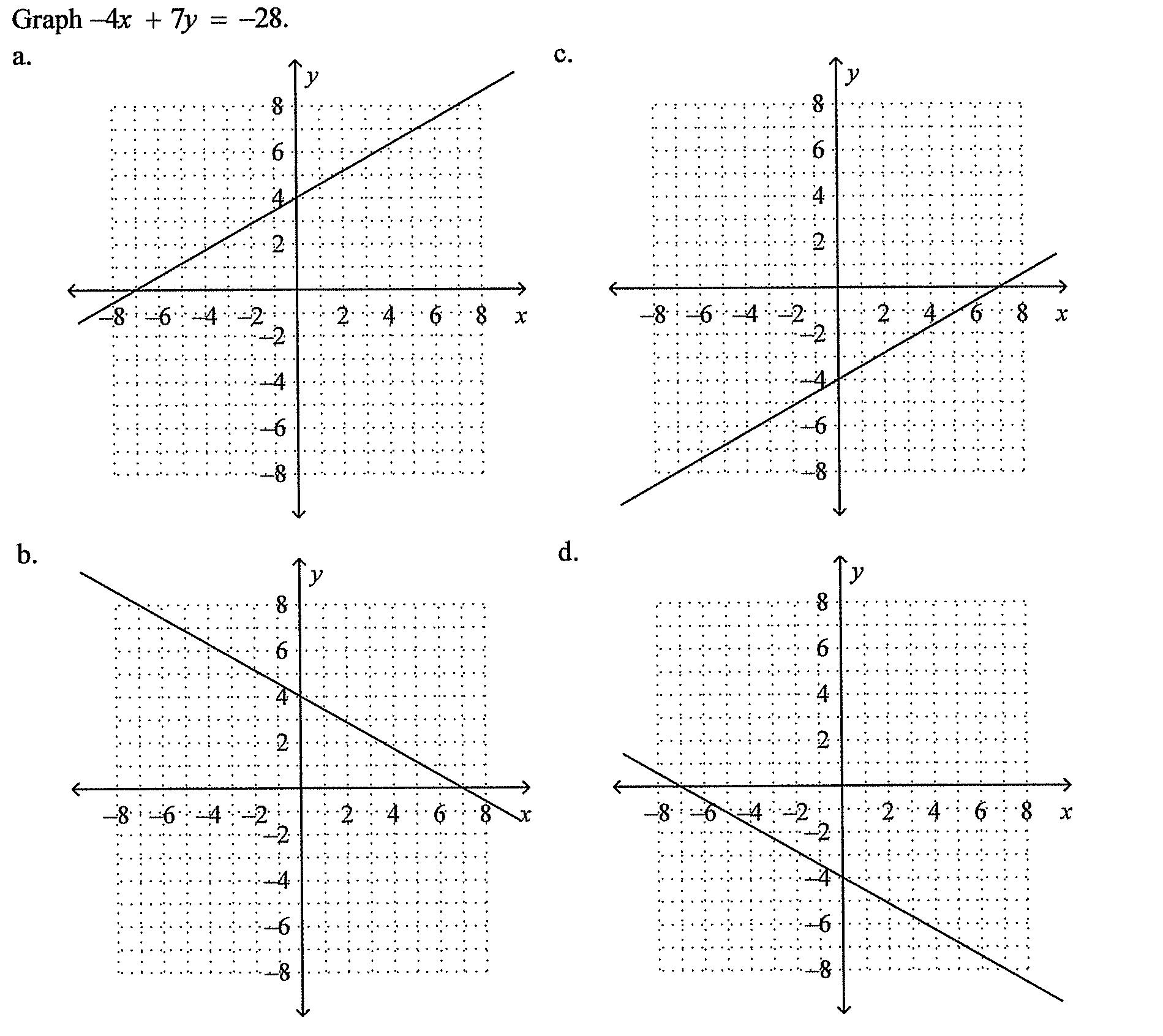 Chapter 3 Parallel Lines Transversals And Slope